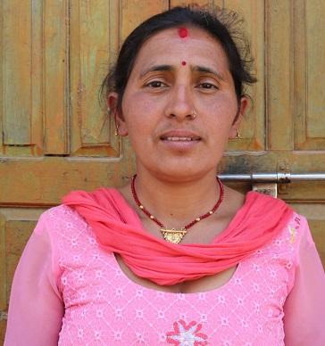 Vice president of Jitpur cooperative